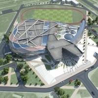 Sport Complex Exterior + Interiors