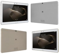 Huawei MediaPad M2 10.0 Luxurious Gold And Moonlight Silver
