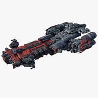 SciFi Heavy_Frigate