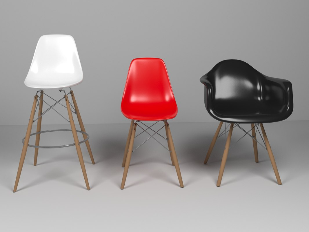 max eames chairs