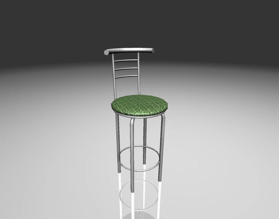 restaurant chair 3d 3ds