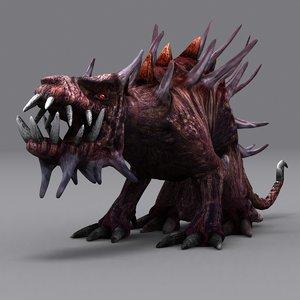 3d dragonhounds -