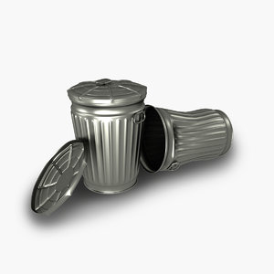trash contains 3d max