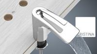 3d model of taps water corona
