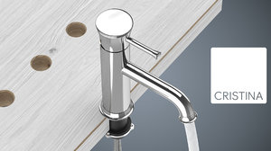 taps water corona 3d max