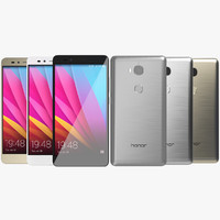 Huawei Honor 5X All Colors