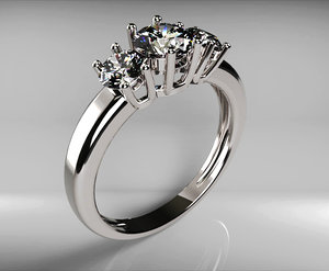 3d trilogy ring model