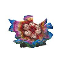 psychedelic lunapark 8k 3d model