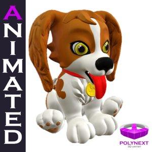 max cartoon talking dog
