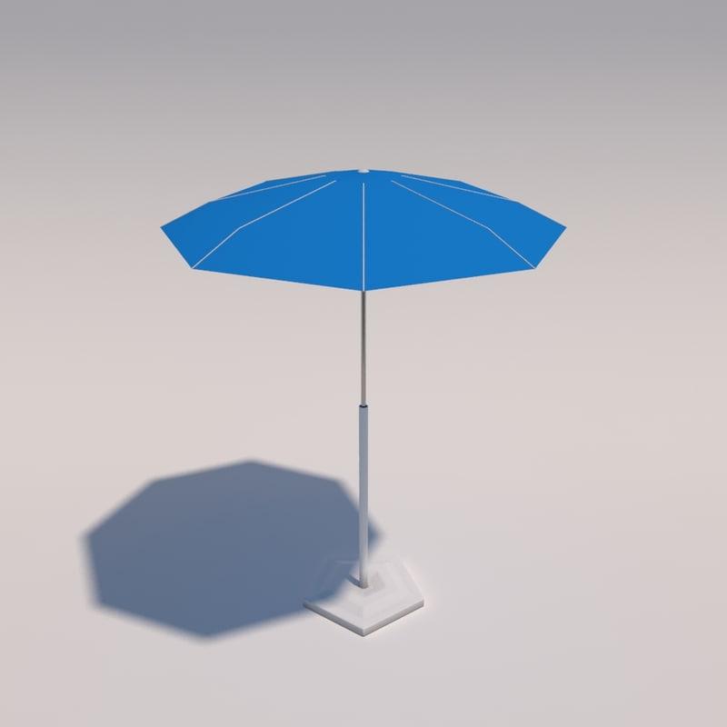 street umbrella max