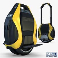 Inmotion V3 Pro yellow