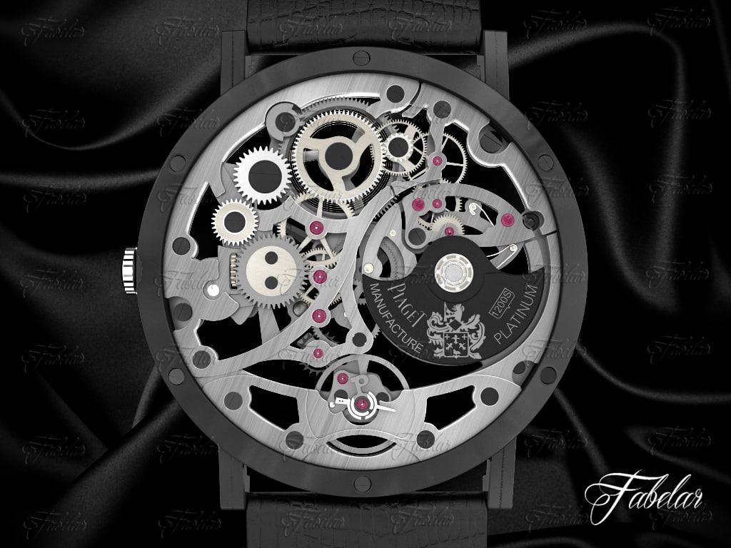 3d watch mechanism 19