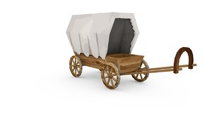 wild west wagon 3ds