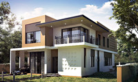Modern Villa 01