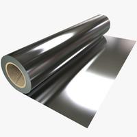 aluminium roller c4d