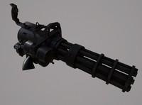 Minigun m626