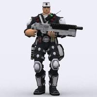 3ds x-commanders -