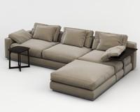 sofa pleasure 3ds