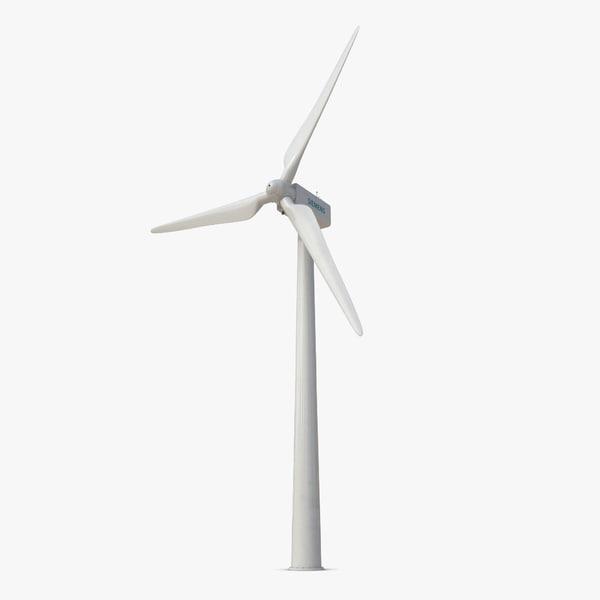 wind turbine siemens 3ds