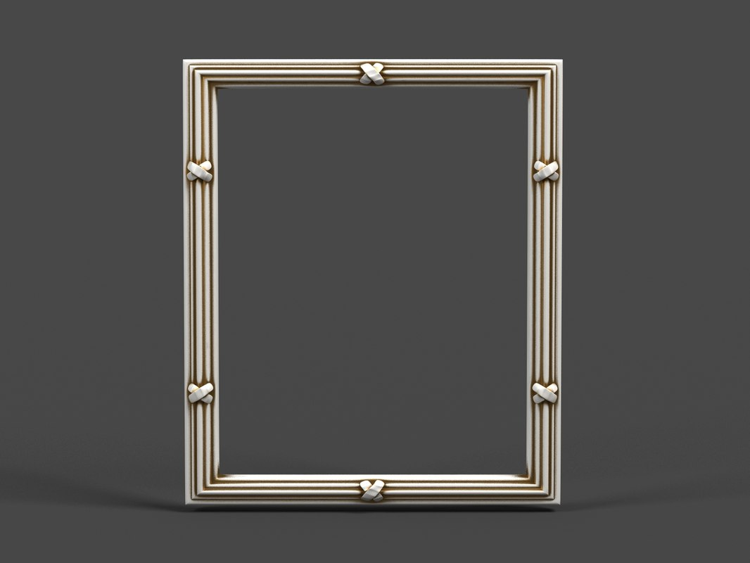 free mirror cnc 3d model