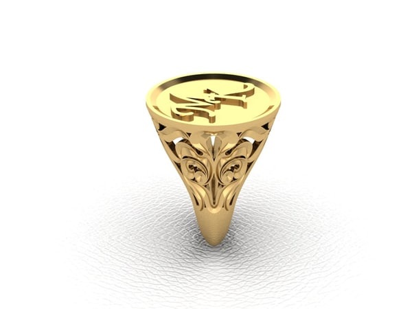 ring 3d model