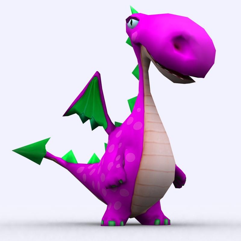 toonpets dragons - 3d 3ds