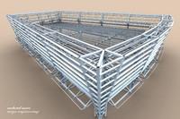 3d steel modelled