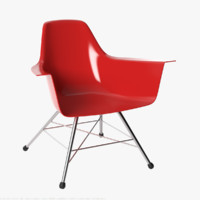 3d chair excellent