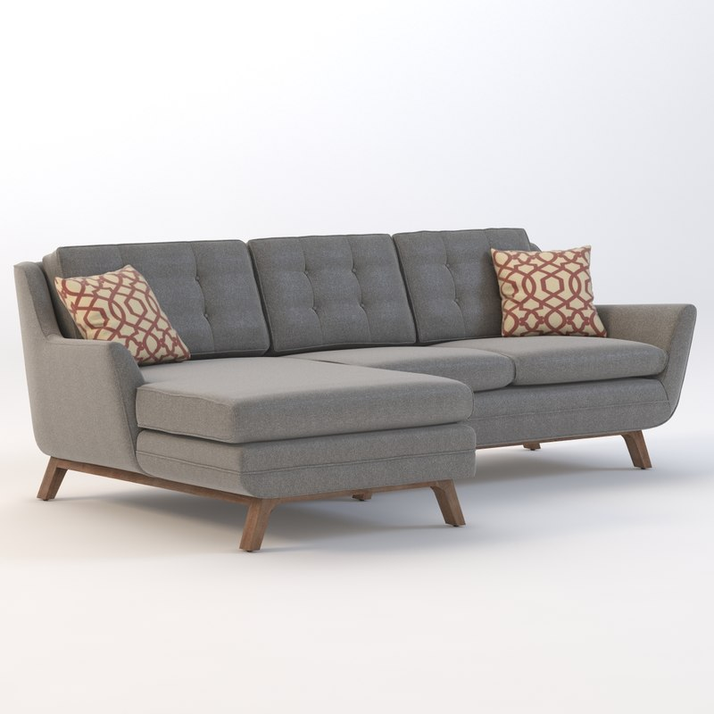 joybird eastwood sectional 3ds