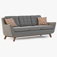 sofa joybird eastwood 3d 3ds