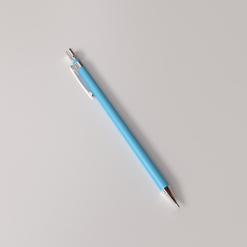 obj mechanical pencil