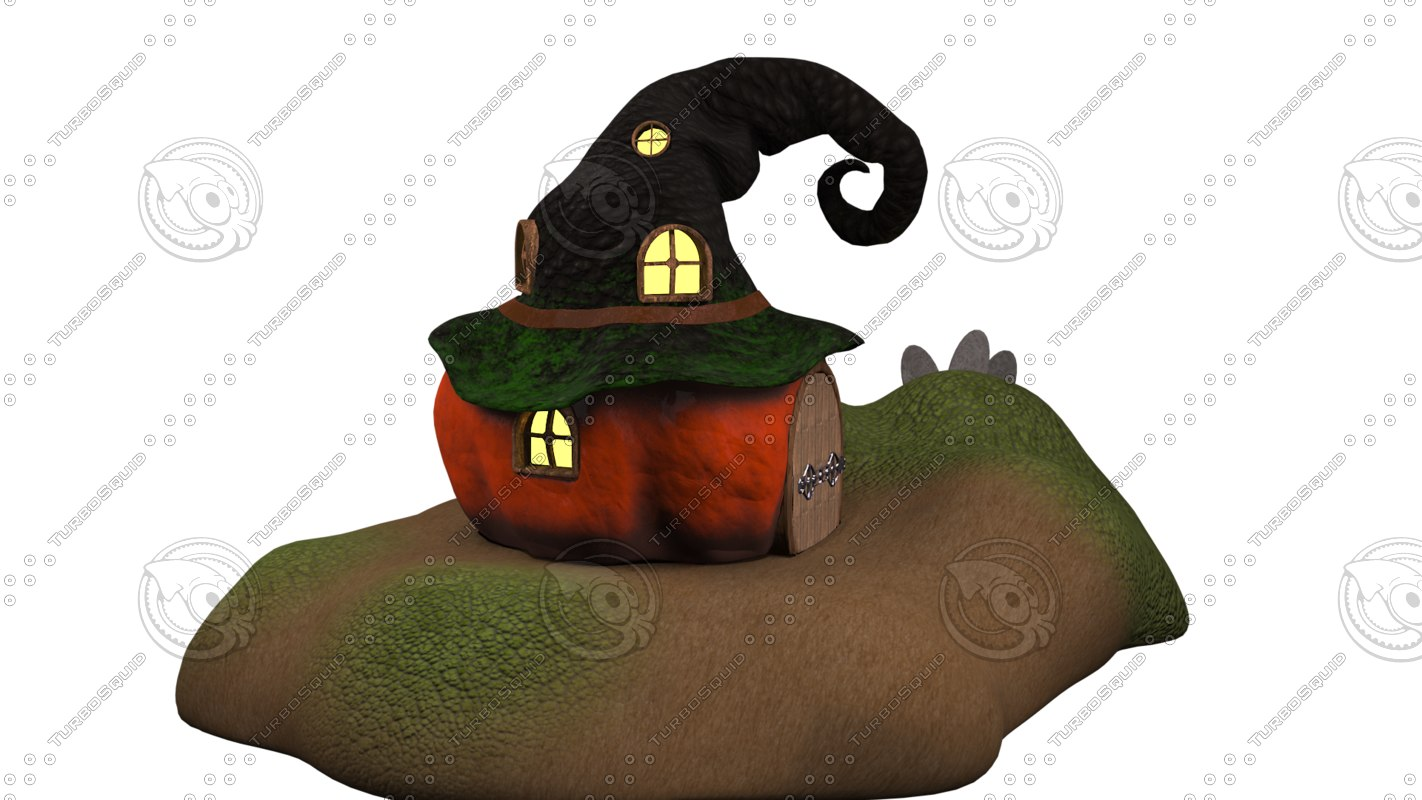 pumpkin house max
