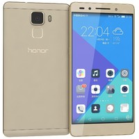 3d huawei honor 7 gold