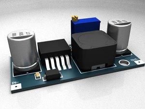 power supply module 3d ma