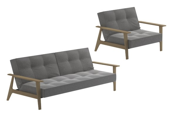 sofas armchairs folded max