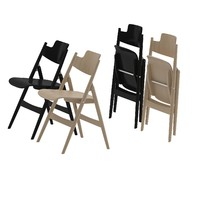 Folding Chair by Egon Eiermann SE18 wilde-spieth