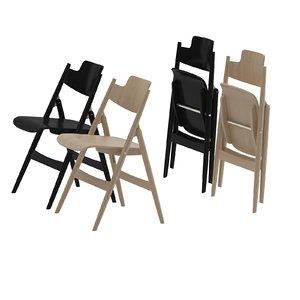 max folding chair egon eiermann