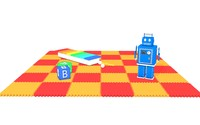 c4d toys robot