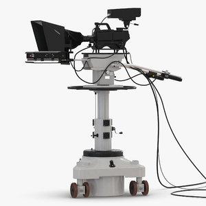 tv studio camera generic max