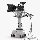 video camera 3D models