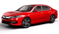 honda accord sport 2016 max