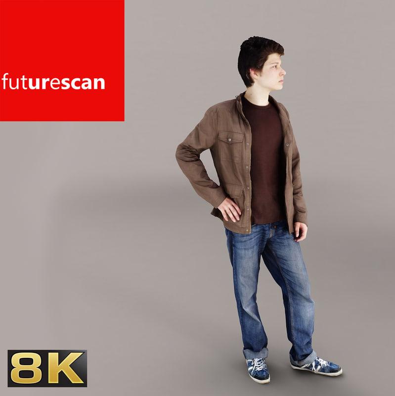 3d model photorealistic
