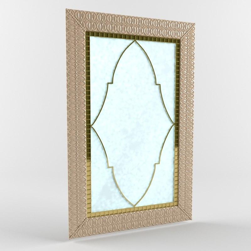 wall mirror shirley bruno max