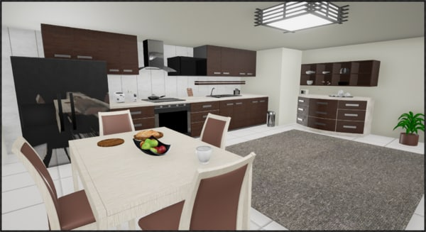 max modern kitchen