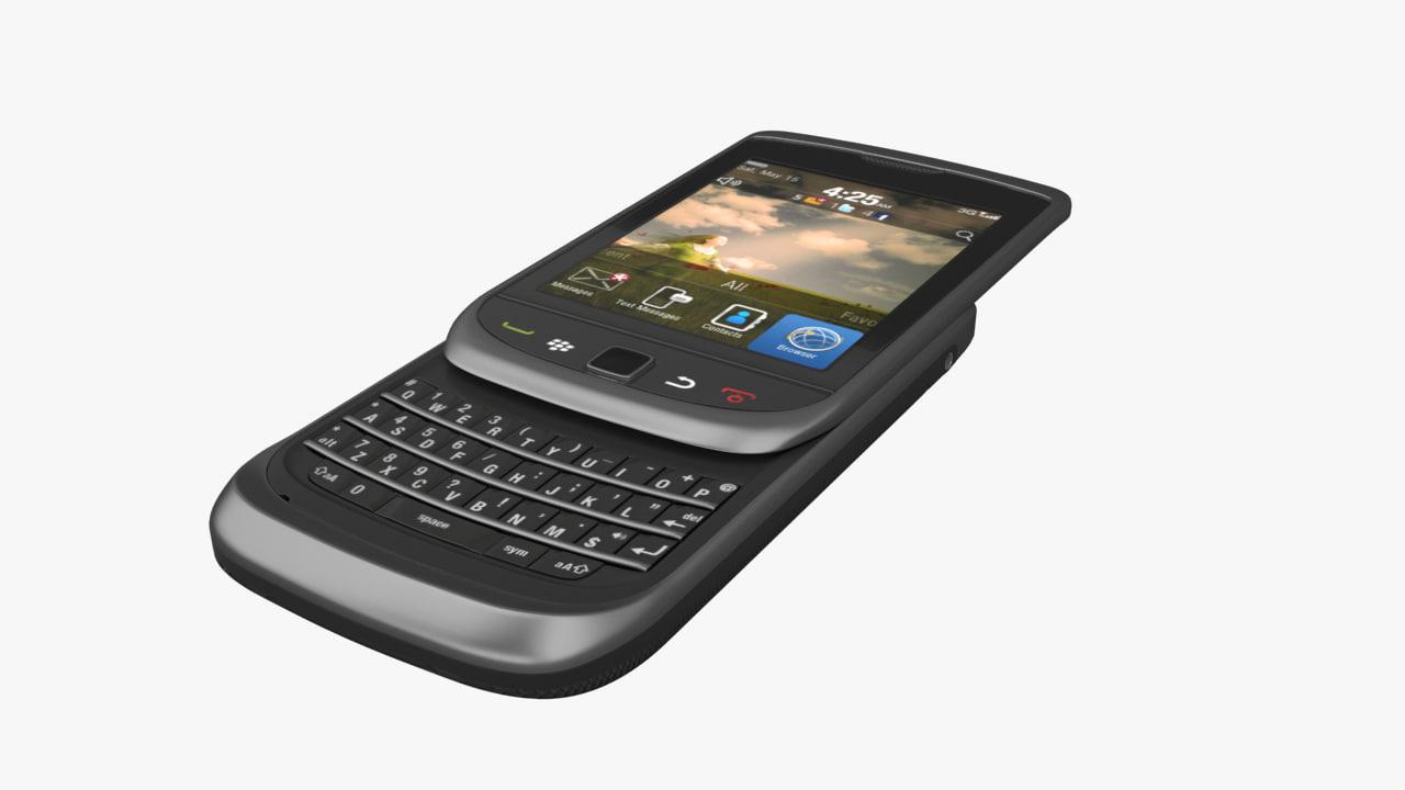 max blackberry torch