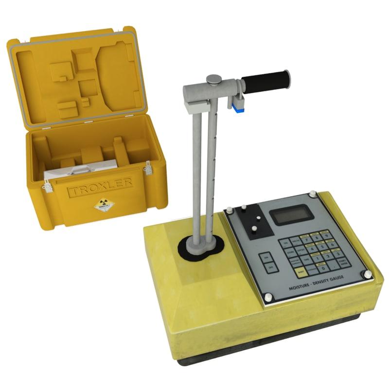 portable nuclear gauge max