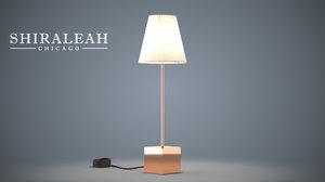 3d lamps light