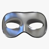 3d classic mask model