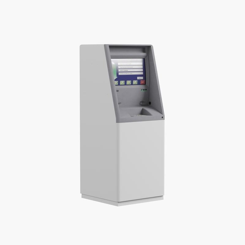 obj atm machine cash