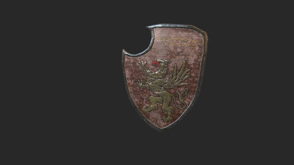 shield griffin fbx free